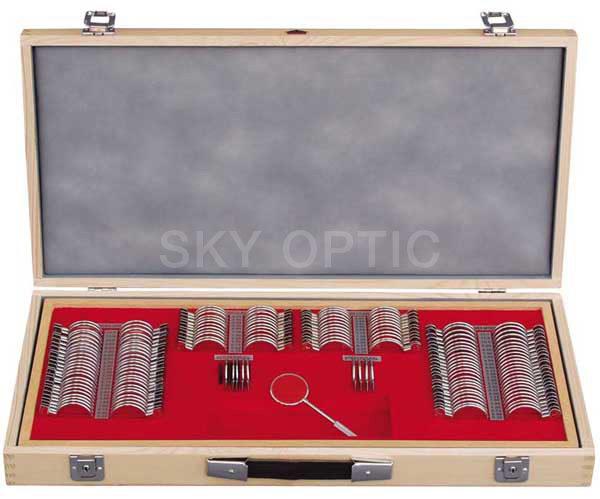 NEW-158-Trial-Lens-Set-with-Metal-Rim-CE1