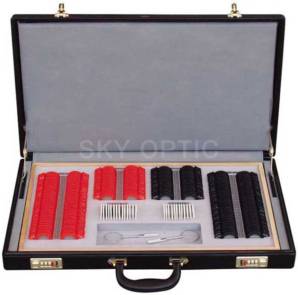 NEW-266-Trial-Lens-Set-with-Plastic-Rim-CE1