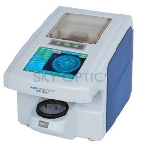 Nidek ICE 9000 blocker tracer in, lensmeter in