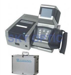 Nidek ARK 30 Handheld portable Autorefractor Keratometer incl. Aluminium Case, printer and charging station
