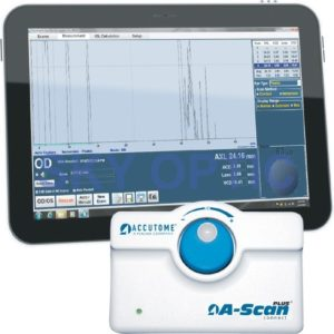 NEW Accutome A-Scan Plus Connect
